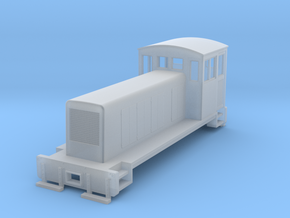 HOn30 Switcher conversion body in Smooth Fine Detail Plastic