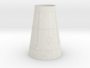 1:32 Saturn V SLA  in White Natural Versatile Plastic