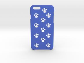 SPARKY iPhone 6 6s case in Blue Processed Versatile Plastic