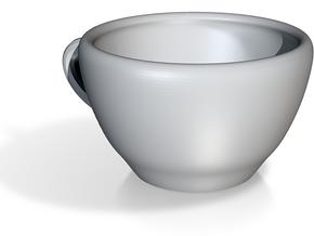 Coffee Mug in Purple Strong & Flexible Polished