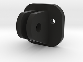 Barnacle GoPro Mount Adapter - Small in Black Natural Versatile Plastic