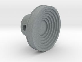 F16 cursor knob  in Polished Metallic Plastic