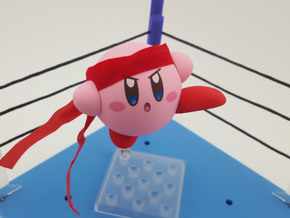 Nendoroid Kirby Extra Feet in Red Processed Versatile Plastic