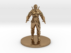 Kano (MKX) in Natural Brass