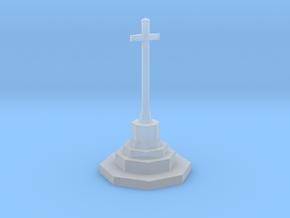 War Memorial in N Gauge (1:148) in Smooth Fine Detail Plastic