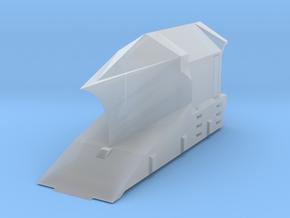 ZZA BR Independent Snowplough - N Gauge (1:148) in Smooth Fine Detail Plastic