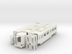 Manchester Metrolink T68A (Mk2) Tram N-Gauge 1:148 in White Strong & Flexible