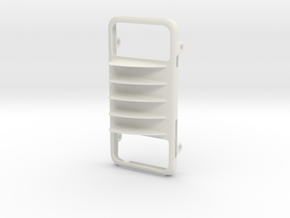 iPhone 6 and 6S spincase vertical in White Natural Versatile Plastic