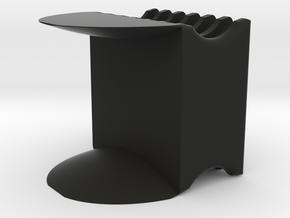 VSR Mini Stick in Black Natural Versatile Plastic