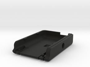 Mobius Sokkel Højre in Black Natural Versatile Plastic