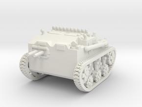 51Omen Tankette X1 in White Strong & Flexible