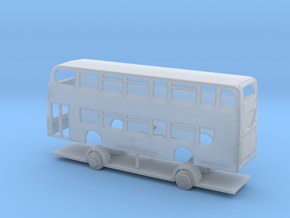 ADL Enviro 1/148 Oxford Bus Company in Smooth Fine Detail Plastic
