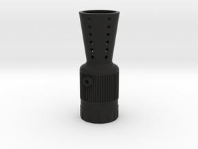 Merr Sonn Flash Hider in Black Natural Versatile Plastic