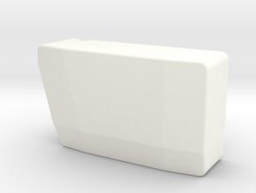 Radio Box Xray XB8E in White Processed Versatile Plastic