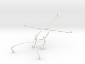 NVIDIA SHIELD controller 2014 & Dell Venue 10 7000 in White Natural Versatile Plastic