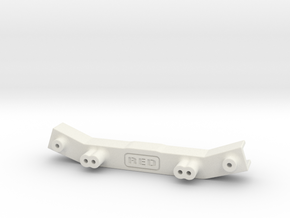 B5 WCR ArmDT in White Natural Versatile Plastic
