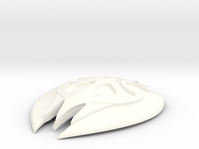 Skyrim Glass Shield in White Processed Versatile Plastic