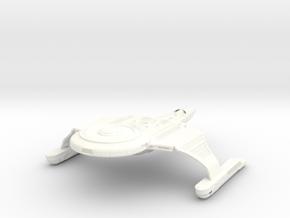 Peavy Class Scout in White Processed Versatile Plastic