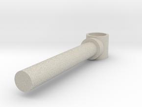 Piston rod in Natural Sandstone