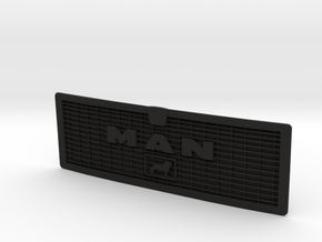 MAN F2000 Silent Grille  in Black Strong & Flexible