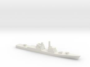 Strike Cruiser MK I (1974) w/o MCLWG, 1/1800 in White Natural Versatile Plastic