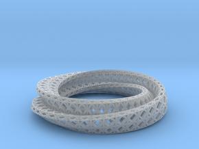 Colosseum Bracelet in Smooth Fine Detail Plastic