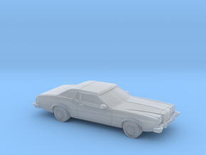 1/87 1974-76 Ford Elite in Smooth Fine Detail Plastic