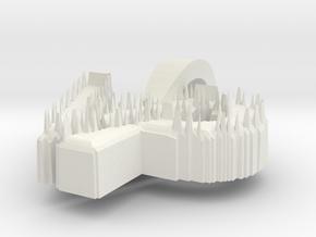 Model-902c7b97a2b1a572fd525141c8a997d8 in White Natural Versatile Plastic