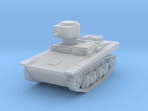 PV109B T37A Amphibious Tank (1/100) in Smooth Fine Detail Plastic