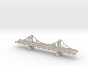 Roberto Clemente Bridge in Natural Sandstone