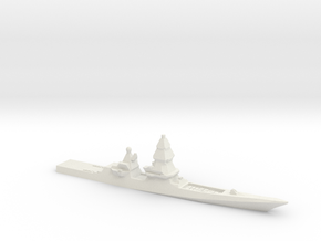 Project 23560E Shkval Destroyer, 1/1250 in White Strong & Flexible