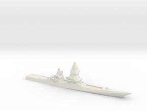 Project 23560E Shkval Destroyer, 1/1250 in White Natural Versatile Plastic