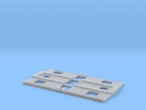 EV End SOO 1-45 Alternate Door in Smooth Fine Detail Plastic