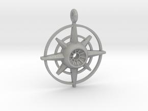Evil Eye - Compass in Aluminum