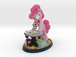 Mane Six #4 - Pinkie Pie in Full Color Sandstone