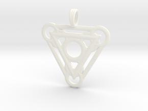 TIMESCAPE in White Processed Versatile Plastic