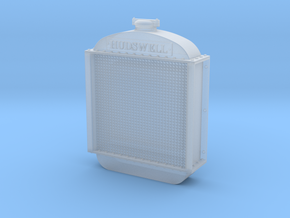 Hudswell Clarke D29 Radiator 1:19 in Smooth Fine Detail Plastic