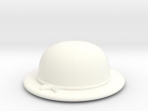 American Civil War T6 in White Processed Versatile Plastic