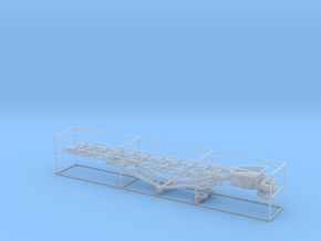 1/64th 36 foot material conveyor in Smooth Fine Detail Plastic