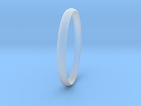 Ring Size 11.5 Design 3 in Smooth Fine Detail Plastic
