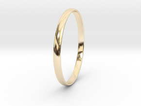 Ring Size 12 Design 4 in 14K Yellow Gold