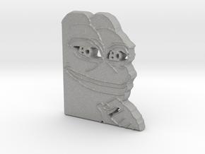 Pepe Pendant in Aluminum