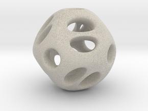 Chinese Jade 02 in Natural Sandstone