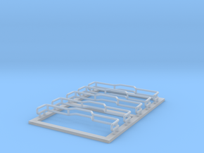 Astabweiser Flach (für  DBS975) in Smoothest Fine Detail Plastic