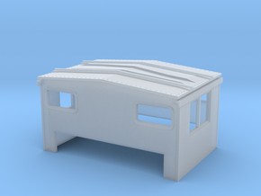 EV Cupola SCL Riveted Window in Smooth Fine Detail Plastic