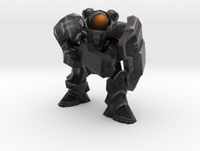 SC2 - Terran Marine posed in Full Color Sandstone