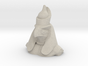 Horus- Ancient Egyptian God in Natural Sandstone