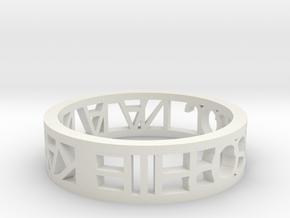 Model-284e8c27a6e3b8f1b082efe6e59c186d in White Natural Versatile Plastic