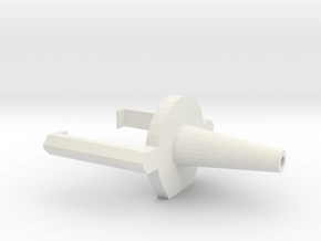 FSL 2.0 AirNozzleR3-2.0.1 in White Natural Versatile Plastic