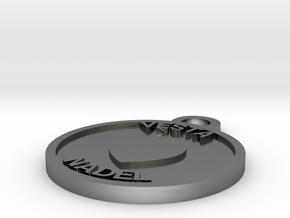 Model-c6a16d2cefad3ac2af2046dcdb567a8a in Fine Detail Polished Silver